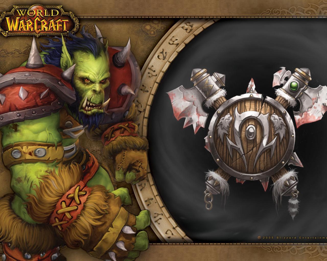 World of Warcraft orcs nackt gorgeous girls